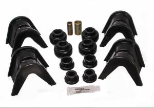 ENERGY SUSPENSION #4.7104G 2 Deg. C-Bush Kit - Blac