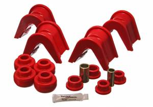 ENERGY SUSPENSION #4.7105R 4 Deg. C-Bush Kit - Red