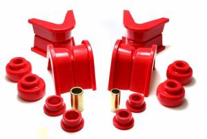 ENERGY SUSPENSION #4.7106R 7 Deg. C-Bush Kit - Red
