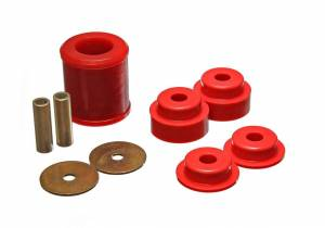 ENERGY SUSPENSION #7.1119R 03-08 Nissan 350Z Diff Carrier Bushing Set