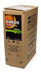 ENEOS #3701-400 Full Syn Oil Dexos 1 0w20 6 Gal