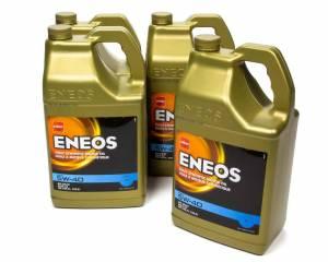 ENEOS #3704-323 Full Syn Oil 5w40 Case 4 X 5 Qt
