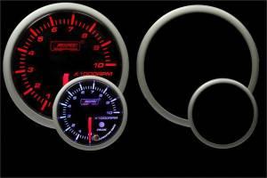 PROSPORT GAUGES #216SMTASWL270-PK Gauge Premium Tachometer 0-10000 rpm 3-3/8in