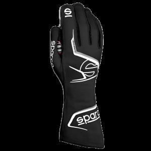SPARCO #00131411NRBI Glove Arrow Large Black / White