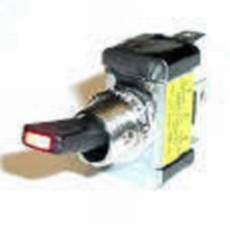 FASTRONIX SOLUTIONS #300-110 LED TOGGLE RED 30A