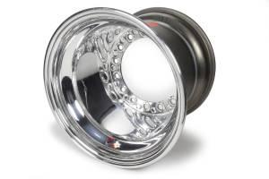 WELD RACING #559-5255M-6 15 X 12 Wide 5 XL 5in BS Bead-Loc w/Cvr