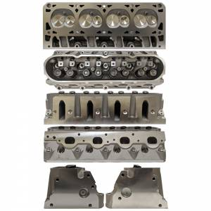 ENGINEQUEST #EQ-CH364BA GM LS1/LS2 Cylinder Head 69cc Cathedral Port