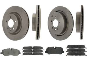 CENTRIC BRAKE PARTS #905.22003 Select Axle Pack 4 Wheel  * Special Deal Call 1-800-603-4359 For Best Price