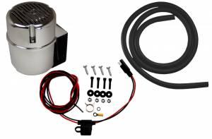 LEED BRAKES #VP001C Electric Vacuum Canister ChromeBandit