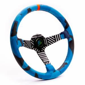 MPI USA #MPI-DO-H60-VGJ/B Vaughan Gitting Drift Wheel Blue
