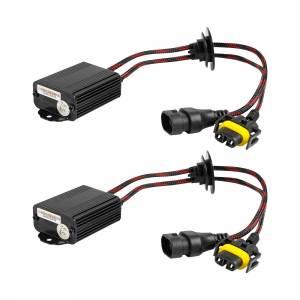 ARC LIGHTING #20112 LED Decoder Harness Kit H11 Pair