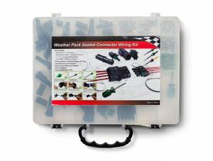 PERTRONIX IGNITION #A2020 Weather Pack Connector Kit (209pk)