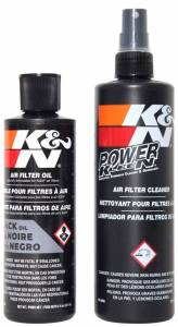 K AND N ENGINEERING #99-5050BK Filter Care Service Kit