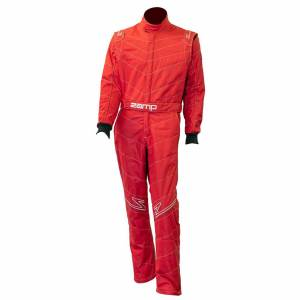 ZAMP #R0400022XL Suit ZR-50 Red XX-Large Multi Layer SFI 3.2A/5