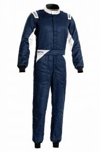 SPARCO #00109258BMBI Suit Sprint Navy / White Large / X-Large