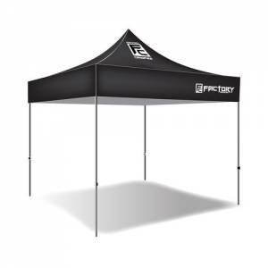 FACTORY CANOPIES #30001 Canopy 10ft x 10ft Black
