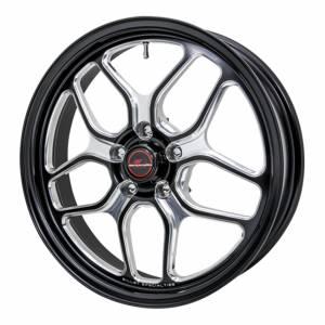 BILLET SPECIALTIES #RSFB28509021N Win Lite Wheel Black 18 x 5 2.125in BS
