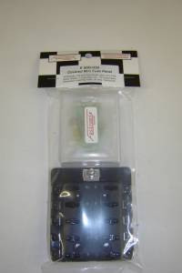 FASTRONIX SOLUTIONS #500-035 ATM 10 Mini Fuse Panel with Cover