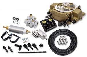 HOLLEY #550-869K Sniper EFI Quadrajet Master Kit - Gold
