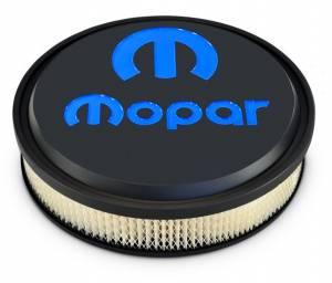 PROFORM #440-834 Mopar Slant-Edge A/C Kit Black Crinkle