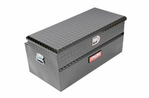 DEE ZEE #DZ 8537B Tool Box - Red Chest Bla ck BT