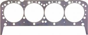FEL-PRO #1004 SBC 400 Head Gasket  (No Steam Holes) 4.190in
