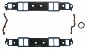 FEL-PRO #1205 S-3 Intake Gasket Set - SBC w/Steel Core