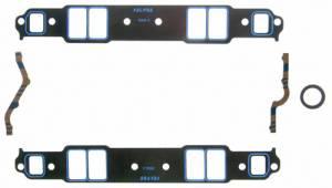 FEL-PRO #1206 S-3 Intake Gasket Set - SBC w/Steel Core