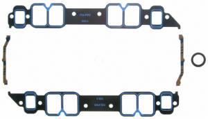 FEL-PRO #1211 S-3 Intake Gasket Set - BBC w/Steel Core
