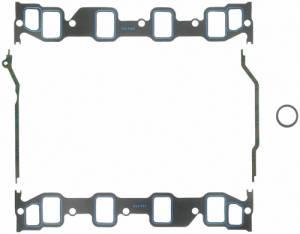 FEL-PRO #1247 352-428 Ford Intake Gskt MED RISER-390 GT