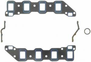 FEL-PRO #1259 SB Chevy Intake Gaskets ALUMINUM DART/BUICK