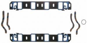 FEL-PRO #1262 S-3 Intake Gasket Set - SBF w/Steel Core