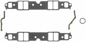 FEL-PRO #1267 SB Chevy Intake Gaskets LARGE RACE PORTS