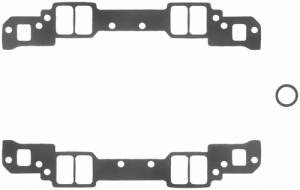 FEL-PRO #1283 18 Deg Chevy Int Gasket HIGH PORT .090in THICK