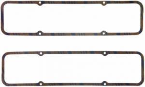 FEL-PRO #1604 SBC Steel Core VC Gasket 1pr 5/16in Cork Rubber