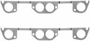 FEL-PRO #MS 90111 Exhaust Manifold Gasket Set Pontiac V8 400/455