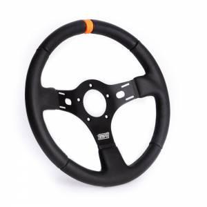 MPI USA #MPI-DRG-R513 13in Drag Wheel 5-Bolt With Orange Stripe