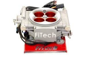 FiTECH FUEL INJECTION #30003 Go Street EFI 400hp Kit Cast Finish
