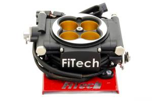FiTECH FUEL INJECTION #30012 Go EFI 8 1200hp Power Plus Kit Matte Black