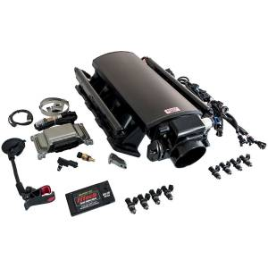 FiTECH FUEL INJECTION #70011 Ultimate EFI LS Kit 500 HP w/o Trans Control