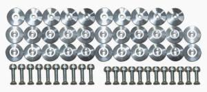 FIVESTAR #000-67K Spoiler Mounting Hardwre Kit