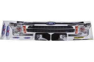 FIVESTAR #21341-44141 2019 Ford F-150 Nose ID Graphics Kit