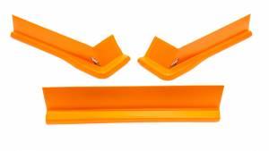 FIVESTAR #3022-417-OR Modified Aero Valance 3pc. Orange