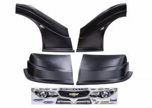 FIVESTAR #32123-43554-B-FR MD3 Evo DLM Combo Flt RS Chevy SS Black