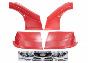 FIVESTAR #32123-43554-R-FR MD3 Evo DLM Combo Flt RS Chevy SS Red
