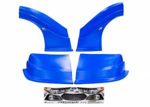 FIVESTAR #32313-43554-CB MD3 Evolution DLM Combo Fusion Chevron Blue