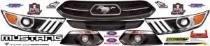 FIVESTAR #32323-44141 Evo Nose ID Kit Mustang Ford