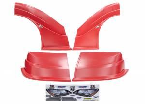 FIVESTAR #32513-43554-R MD3 Evolution DLM Combo Charger Red