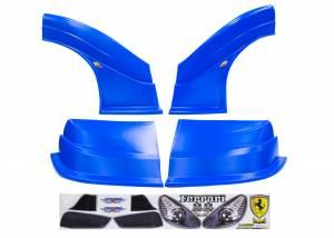FIVESTAR #32913-43554-CB MD3 Evolution DLM Combo Ferrari Chevron Blue