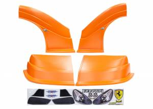 FIVESTAR #32913-43554-OR MD3 Evolution DLM Combo Ferrari Orange